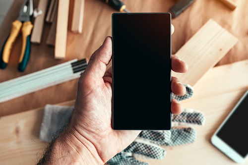 pièce de Smartphone